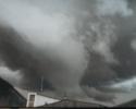 windstorm over Brierley